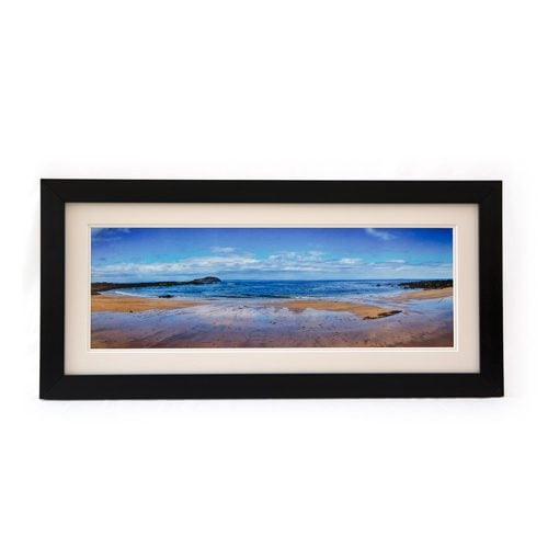 28 x 12 Panoramic framed print | First 4 Frames