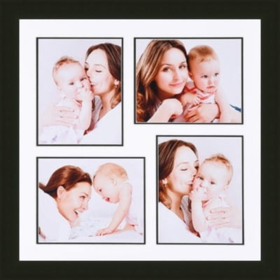 Multi-aperture frame and print | First 4 Frames